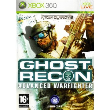 Tom Clancy's Ghost Recon Advanced Warfighter (Lietota)